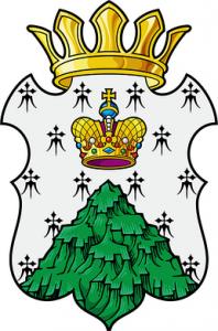 im258-397px-Coat_of_Arms_of_Valdaysky_rayon_(Novgorod_oblast)